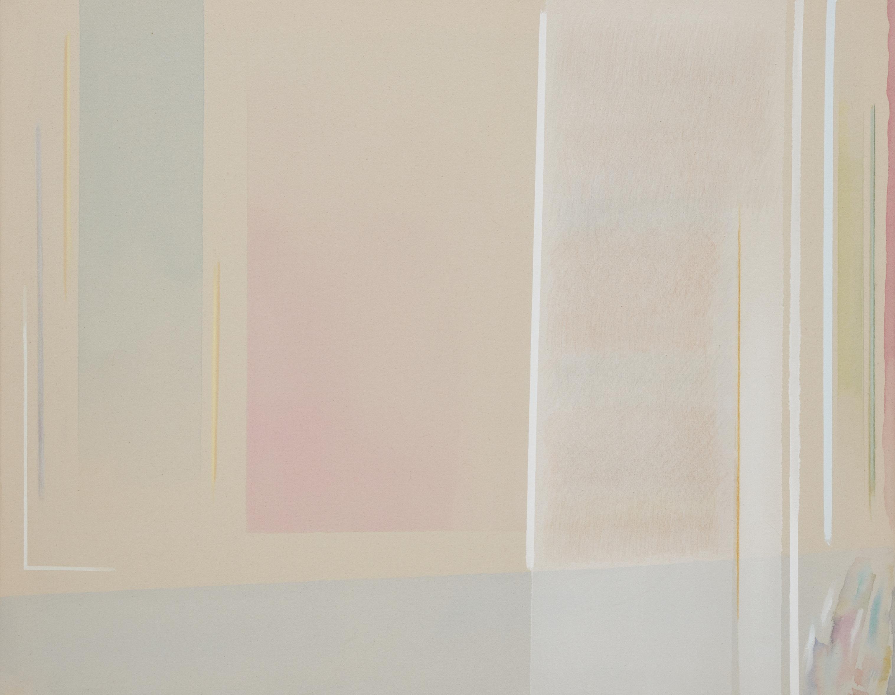 Riccardo Guarneri, Semplice e poetico, 2015, tecnica mista su tela, cm 95x120 copia