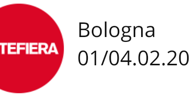 Logo Arte fiera Bologna 2019