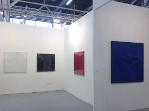 Arte Fiera Bologna 2015, Marrocco - Bonalumi, Stand Battaglia-Il Castello
