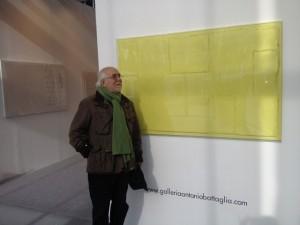 Stand Arte Fiera Bologna 2014 - Armando Marrocco
