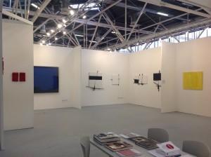 Arte Fiera Bologna 2015, Pinelli - Fontana - Campus - Marrocco, Stand Battaglia-Il Castello