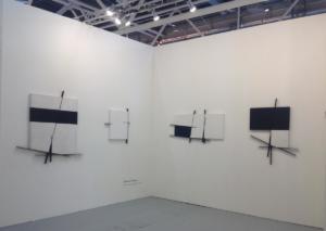 Arte Fiera Bologna 2015, Giovanni Campus, Stand Battaglia-Il Castello